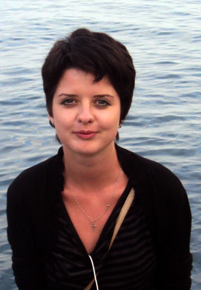 Александра Гаркуша