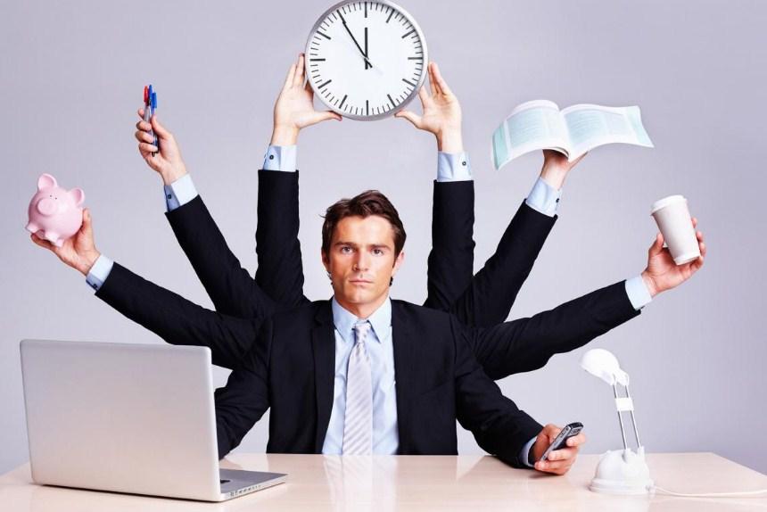 Шесть секретов управления рабочим временем