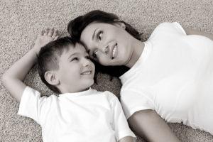 Что значит быть просто мамой для своего ребенка?