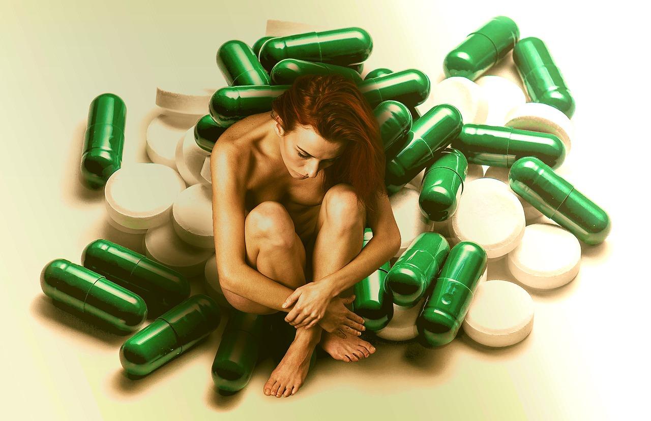 простуда, болезнь, таблетки