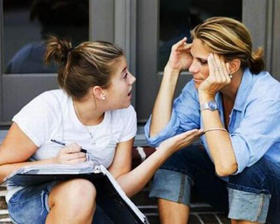 Вера Пустовидко подростки родители семейная психология семья советы родителям экзамен, Экзамен для двоих или Один на всех, Детская психология Новости Семейная психология Статьи, psychologies.today