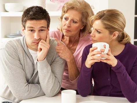 Вопрос психологу отношения свекровь семья теща, Мама обещает выселить меня с мужем из-за бурных ссор..., psychologies.today