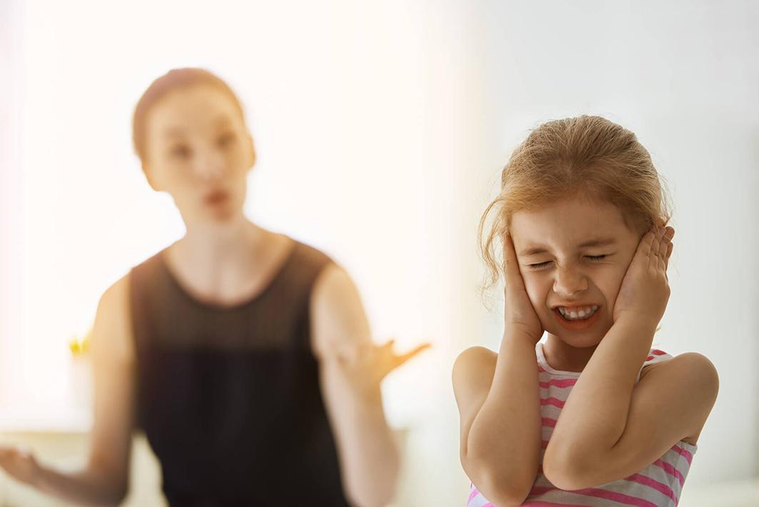 Кричите на своего ребенка Вот, как это влияет на его мозг картинки