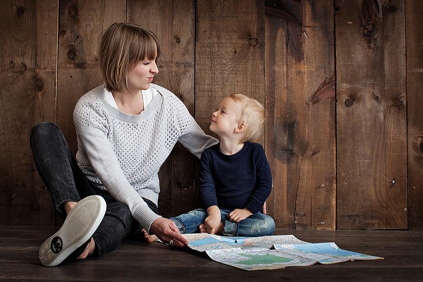 дети детская психология мама Оксана Грачева советы родителям эмоции, Эмоции мамы: проявлять или прятать?, psychologies.today