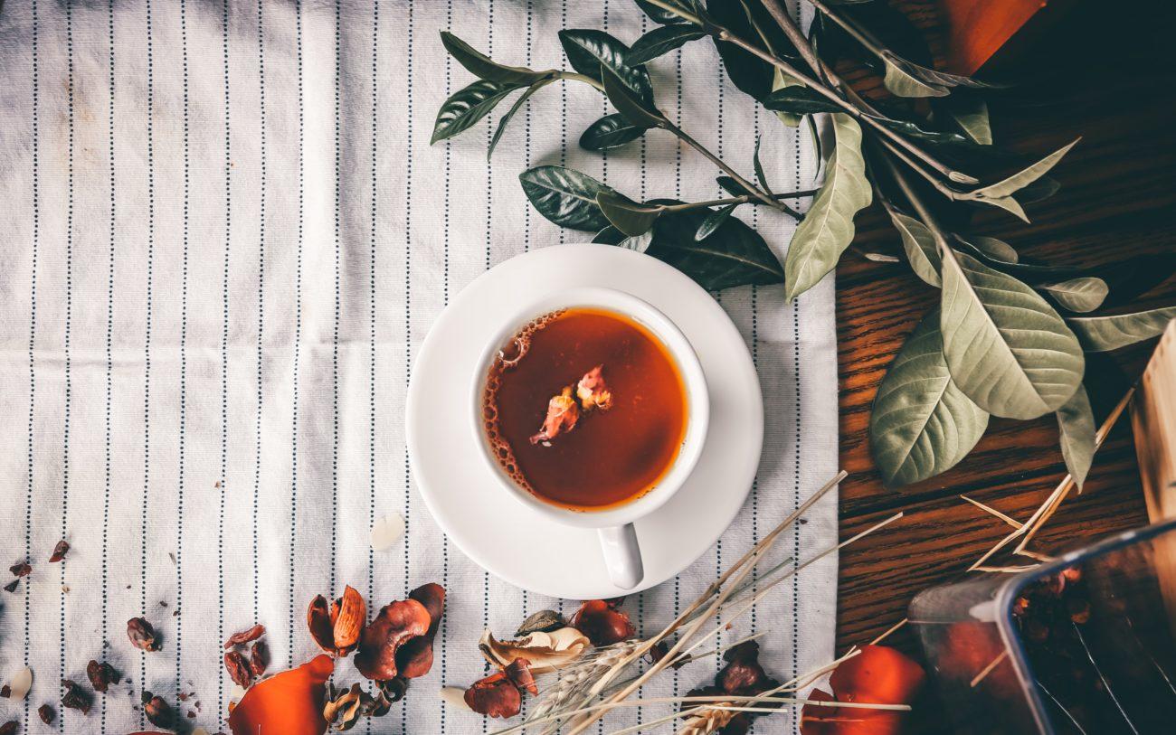 , Чай для здоровья мозга, psychologies.today